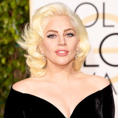 Here Are the Exact Products Used to Create Lady Gaga's Old Hollywood Makeup at the Golden Globes 2016