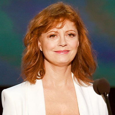 Susan Sarandon's Cleavage at the SAG Awards 2016 Captivates the Internet: Here's Why