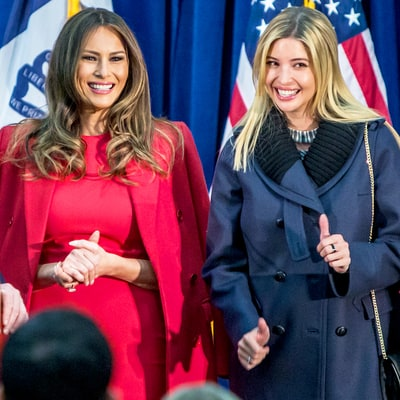 Ivanka Trump Was 'Enormously Impressed' With Melania's Speech