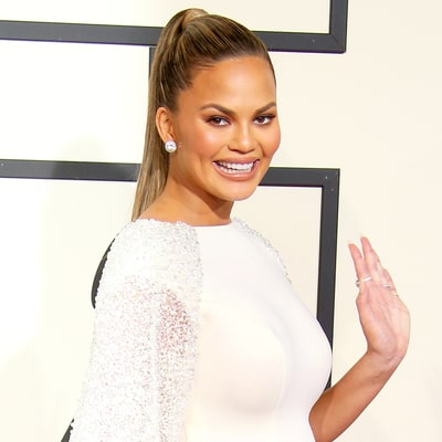 Chrissy Teigen's 10 Best Tweets About Donald Trump, Presidential Debate