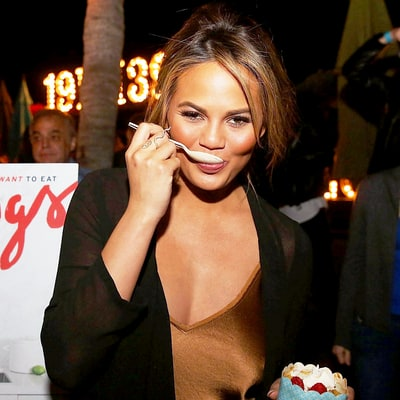 Chrissy Teigen's 5 Most Helpful Tips for Surviving Thanksgiving