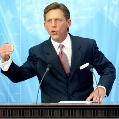 Scientology '20/20' Special Live Blog: All the Surprising Details on Leader David Miscavige From Dad Ron Miscavige