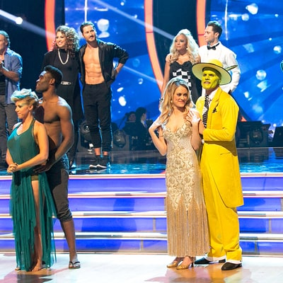 'Dancing With the Stars' Recap: Ginger Zee and Paige VanZant Earn Perfect Scores, Two Stars Go Home