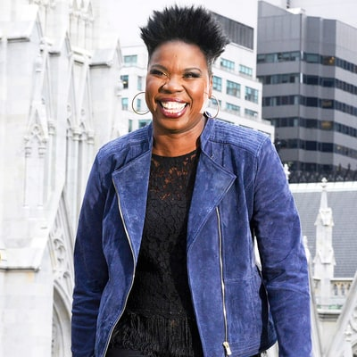 'SNL' Star Leslie Jones Was Once a Telemarketer for Scientology: 'It Was a Very Easy Interview'