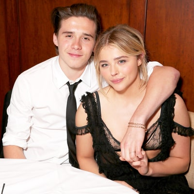 Chloe Grace Moretz Reveals Why She Went Public With Brooklyn Beckham Romance