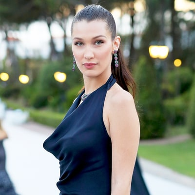 How Bella Hadid Battles Under-Eye Bags from Jet Lag