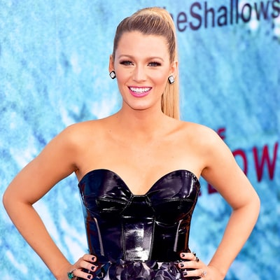 Blake Lively Is Giving Her Daughter the Option to Be in the Spotlight