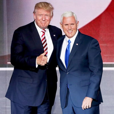 Will Donald Trump Accept Election Results? Mike Pence Says Yes, If …