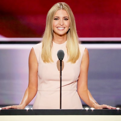 Ivanka Trump (Without Makeup, With Kid!) Praises 'Amazing Siblings' After RNC