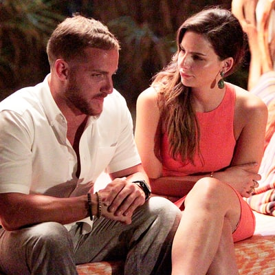 Bachelor in Paradise's Izzy and Vinny Face Off After Split: Watch