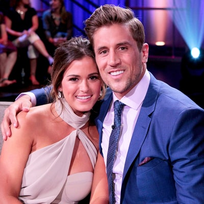 Jordan Rodgers Can't Help But Grab JoJo Fletcher's Booty on the Beach in Necker Island — Pic