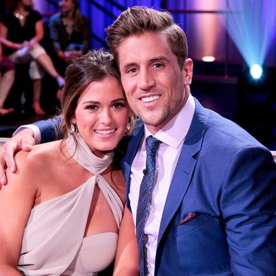 JoJo Fletcher Cheers on Jordan Rodgers on His First Day of Work at ESPN's SEC Network