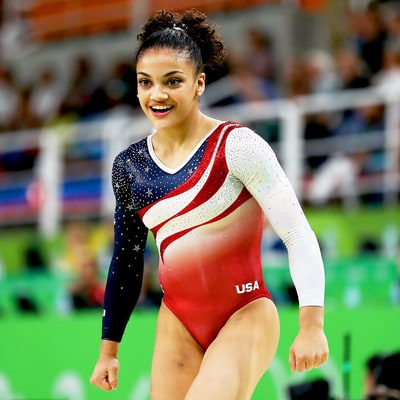 Olympic Greatness Was Clearly Fated for Laurie Hernandez: Watch Her Gymnastics Routine as a Little Girl!