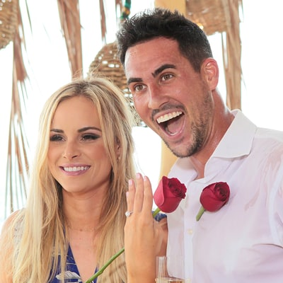 Josh Murray Reacts to Photos of Him and Amanda Stanton Kissing After PDA-Filled Dinner Date
