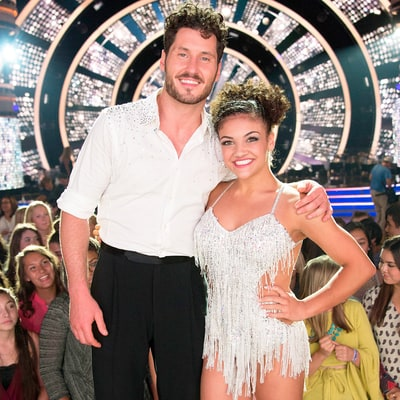 Laurie Hernandez: I Need to Work on My 'Spaghetti Arms' on 'Dancing With the Stars'