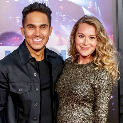 Alexa and Carlos PenaVega Welcome Baby Boy Ocean