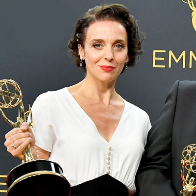 'Sherlock' Actress Amanda Abbington Says She Was Robbed — No, Really — at the 2016 Emmys
