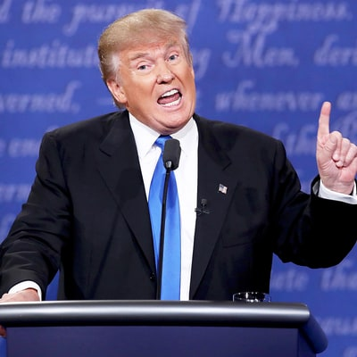 Donald Trump Interrupted Hillary Clinton How Many Times During the Debate?!