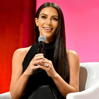 Kim Kardashian Alludes to 'Family Drama' After Rob, Kylie Phone Number Incident