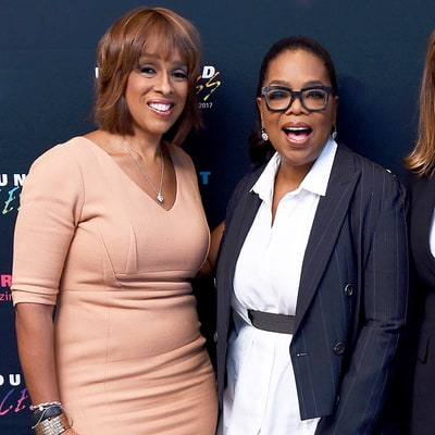 Oprah Winfrey Delivers Hilarious Diss to BFF Gayle King Over Her On-Air Look