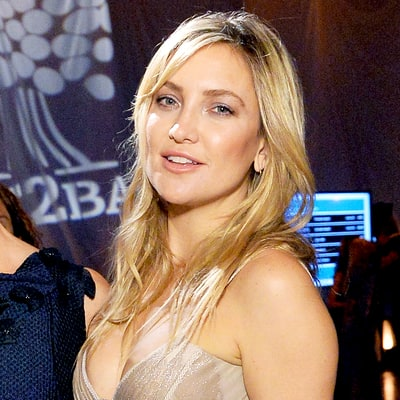 Find Out What Kate Hudson Eats During Movie Night With Her Kids