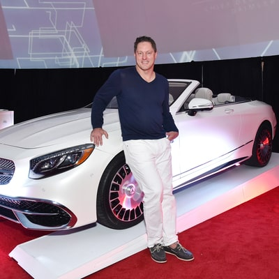 What Is Beauty, According to Mercedes-Benz Head Designer