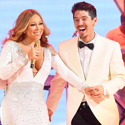 Bryan Tanaka: My First Time Meeting Mariah Carey Was 'a Sweaty Mess'