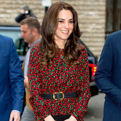 Would you wear Duchess Kate's dress to a Christmas party?