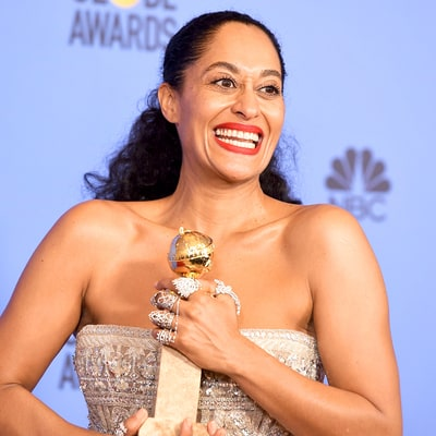 Tracee Ellis Ross Is the First Black Woman to Win Golden Globe for Best Actress in a TV Comedy In 35 Years