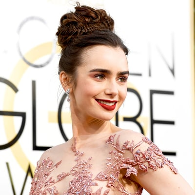 2017 Golden Globes: Top Beauty Trends