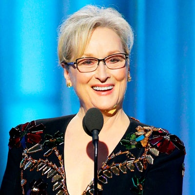 Meryl Streep Gives Fiery Anti-Donald Trump Speech at 2017 Golden Globes — Read the Full Transcript