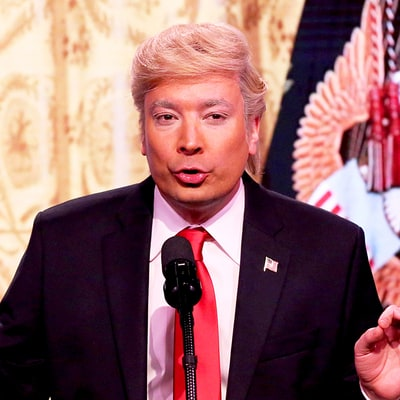 Jimmy Fallon Spoofs President Donald Trump, Launches 'Trump News Network'