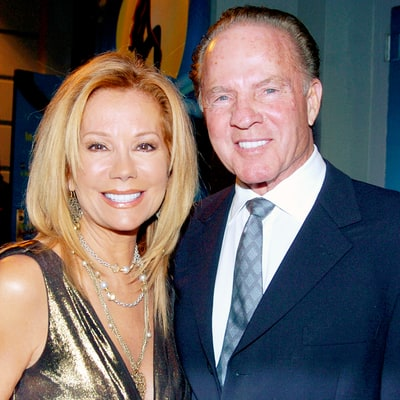 Kathie Lee Gifford Remembers Late Husband Frank, Honors Kids in Emotional Speech
