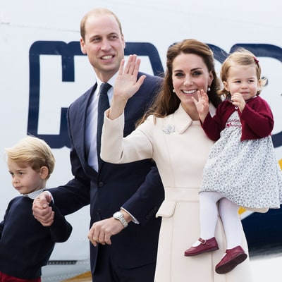Duchess Kate, Prince William's 2016 Family Christmas Card With Prince George, Princess Charlotte Is Finally Revealed