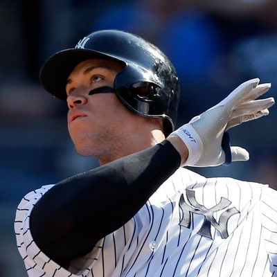 Aaron Judge Breaks MLB Rookie Record With 50th Home Run