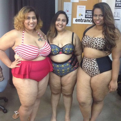 Instagram Removed This Plus-Size Blogger's Bikini Photo and She's Livid