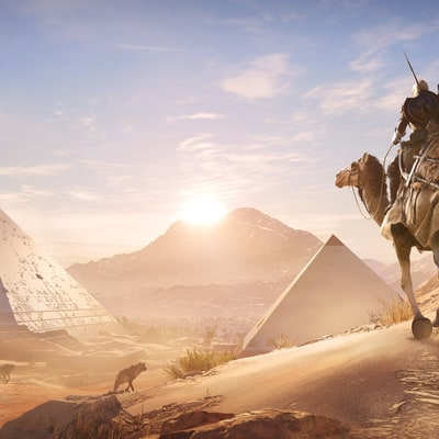 'Assassin's Creed Origins' Will Have The Series' Biggest Map To Date