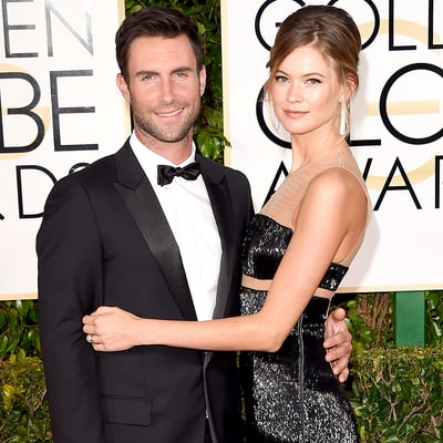 Behati Prinsloo and Adam Levine's First Child Will Be a Girl