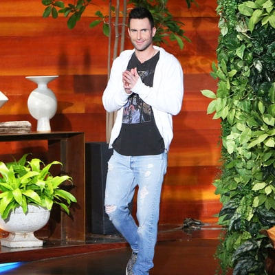 Adam Levine: 'I'm So in Love' With Daughter Dusty Rose