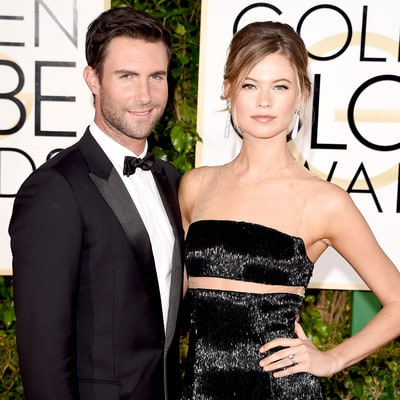 Behati Prinsloo Gives Birth to Baby Girl, First Child With Husband Adam Levine