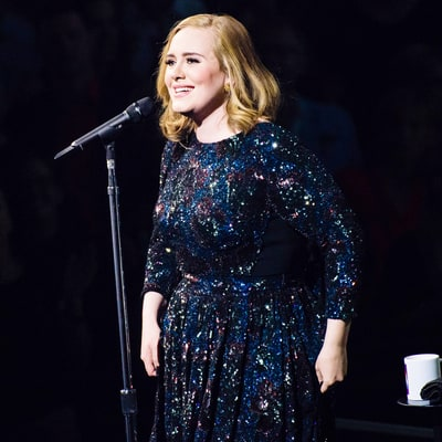 Adele Dedicates Her Concert to Angelina Jolie and Brad Pitt After Divorce News: 'The End of an Era'