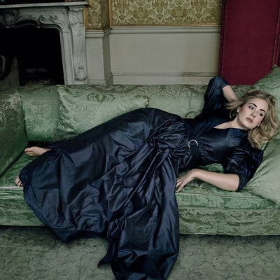 Adele Covers 'Vogue,' Talks About Becoming a Parent: 'I Had a Purpose, Where Before I Didn't'