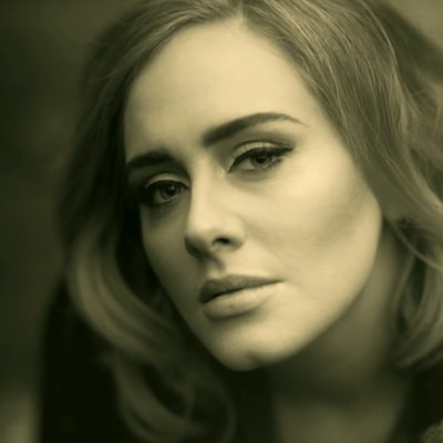 Adele — Million Years Ago (studio acapella)