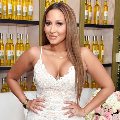 Adrienne Bailon and Israel Haughton Wed In Parisian Ceremony