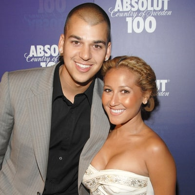 Adrienne Bailon Is 'Happy' for Ex Rob Kardashian and His New Relationship With Blac Chyna