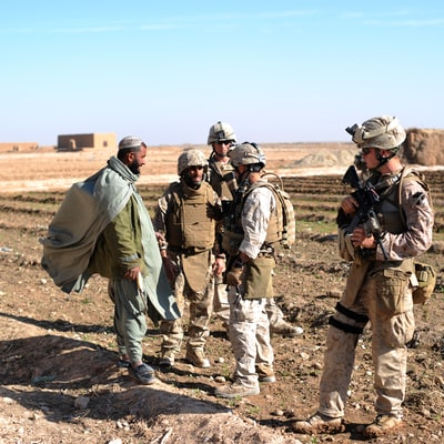 Congress Is About to Permanently Abandon U.S. Interpreters in Afghanistan