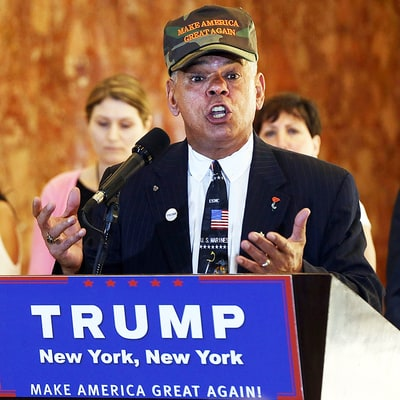 Donald Trump Delegate Al Baldasaro: Hillary Clinton Should Be 'Shot for Treason'