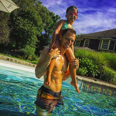 Caroline Manzo's Son Albie Got Superhot — See His Rock-Hard Abs in This Wet Shirtless Shot