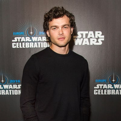 Meet Star Wars' New Han Solo, Alden Ehrenreich