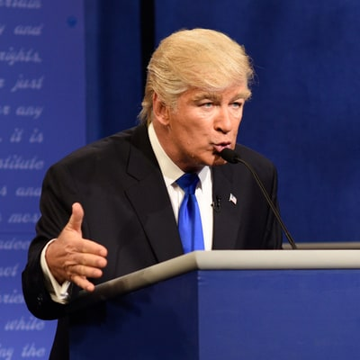Donald Trump Can't Stop Watching 'Unwatchable' 'Saturday Night Live,' Says Alec Baldwin's Impression Is 'Mean-Spirited'